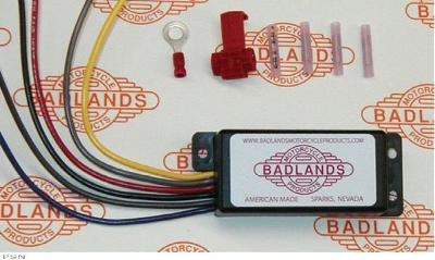Badland Turn Signal Load Equalizer III