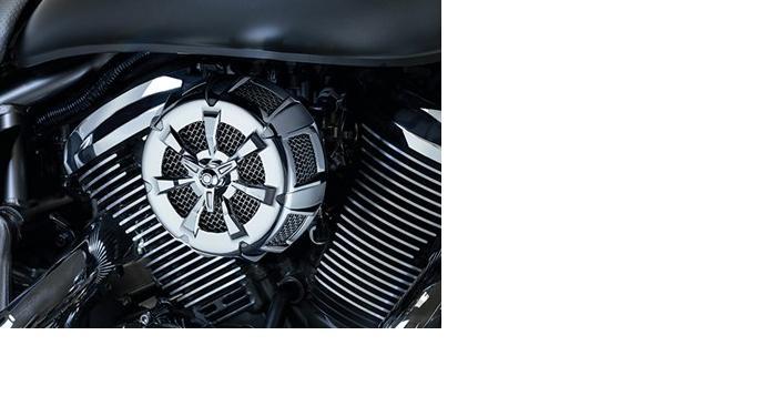 Vulcan 900 Air Cleaner : Hcw