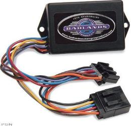 Badland Illuminator Run, Brake and Turn Signal Module for 2004 - 2013 Sportster Models