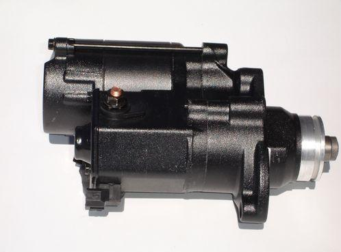 Terry Components 1.5 KW Starter for 2007 - UP HD Big Twin Models - Black