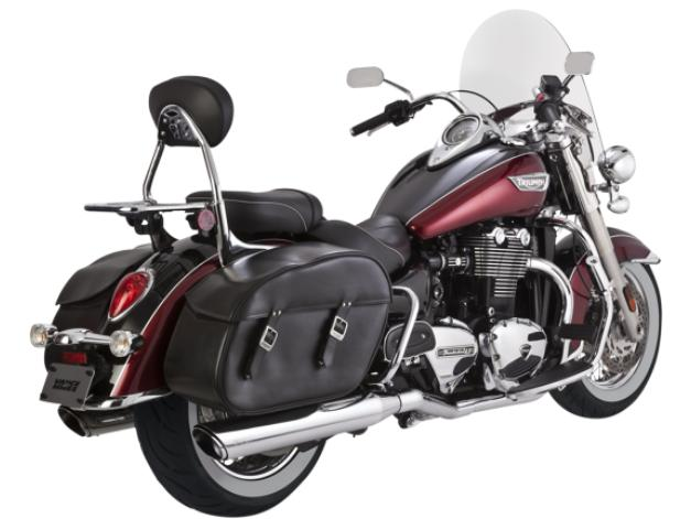 Vance and Hines Twin Slash Duals for Triumph Thunderbird 1700 LT and Thunderbird Commander Models 2014 - Up