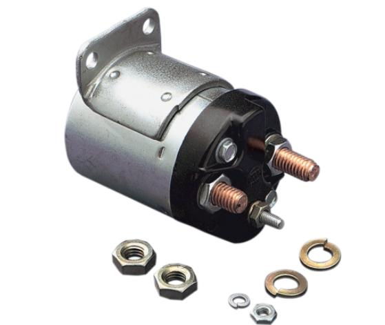 Drag Specialties Starter Solenoid for 1965 - 1984 FX, FLH, 1984 - 1988 FXST,1985 - 1986 FXWG & 1985 FXSB