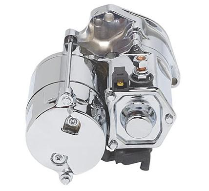 Ultima 1.75 KW Starter for 2007 - Up HD Softail and 2007 - Up HD Touring Models