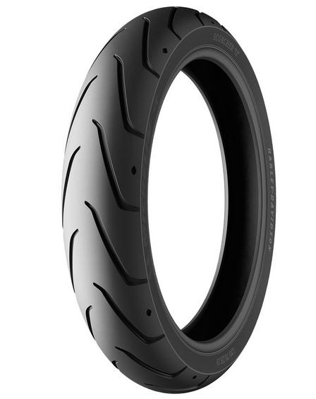 Michelin Scorcher 11 Front Radial Tire - 140/75R17
