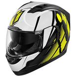 Icon Alliance GT Primary Hi-Viz Helmet - Extra Large
