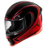 Icon Airframe Pro Halo Red Helmet - Extra Extra Extra Large