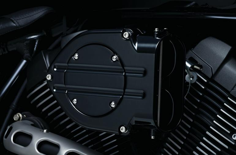 Kuryakyn Standard Hypercharger for All 2014 - 2017 Yamaha Bolt & 2017 SCR950 Models - Black