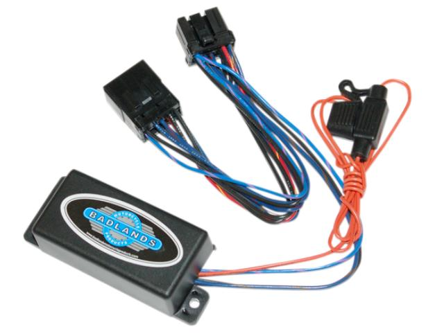 Badlands Plug and PLay Load Equalizer for 2011 - 2013 Softail & 2012 - 2013 Dyna