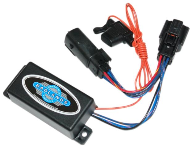 Badlands Plug and Play Load Equalizer for 2014 - 2016 HD Touring Models