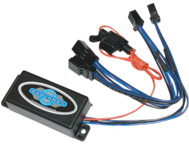 Badlands Plug and Play Load Equalizer for 2014 - 2017 Sportster Models