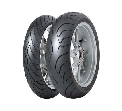 Dunlop Roadsmart III 190/50ZR17 Rear Tire