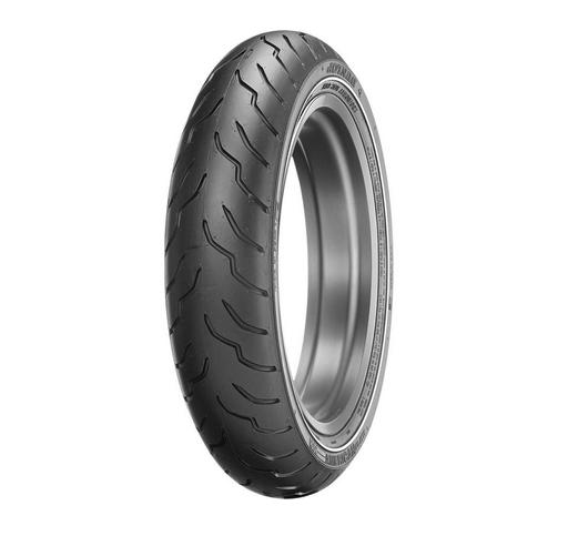 Dunlop MT90B16 72H American Elite Narrow White Wall Front Tire