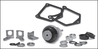 Starter Repair Kit For 1990 - 2006 Evo and Twin Cam and 1986 - Up Sportsters