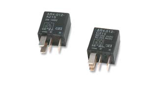 Micro Starter Relay w/Diode