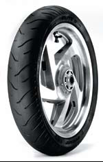 Dunlop 150/80R17 72H Elite III Front Tire