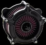 Roland Sands Design Black Turbine Air Cleaner for 1993 - later Evo and Twin Cam Models