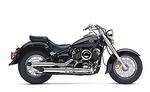 Cobra Slip-On Slashcut Mufflers for Yamaha V Star 650 2006 - 2011