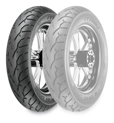 Pirelli Night Dragon 140/75R17 Front Tire