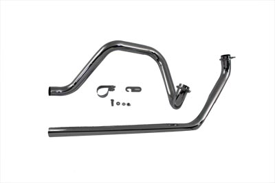 True Dual Exhaust System for FL 1970-1984