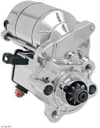 Drag Specialties High Performance Starter Motor for 1981 - Up XL - 1.4KW Chrome