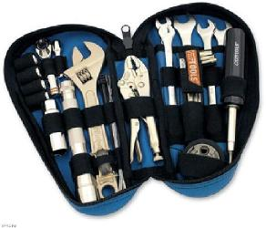 Cruz Tools Roadtech Teardrop Tool Kit
