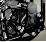 Roland Sands Design Clarity Cam Cover - Contrast Cut