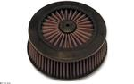 K&N Replacement Air Filter Element for Velocity Air Filters